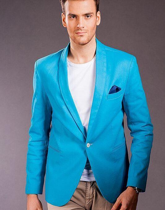 Czy można nosić rozkompletowany garnitur?