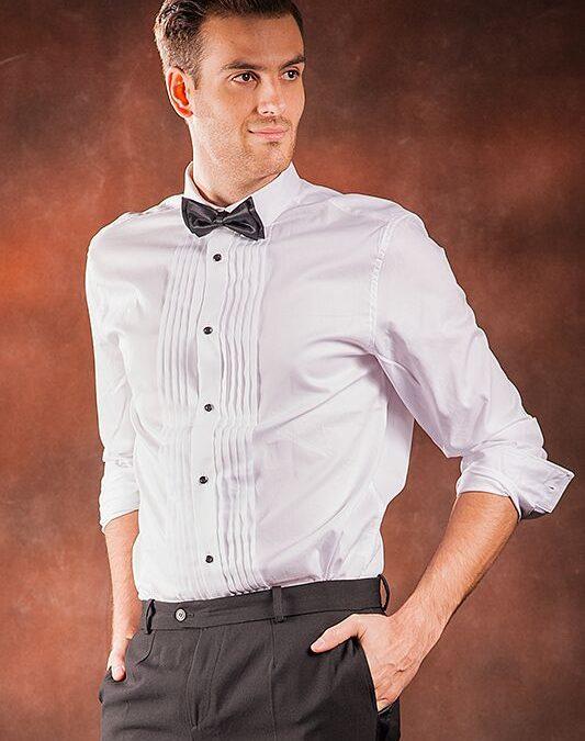 Jak dobrać koszulę do garnituru?