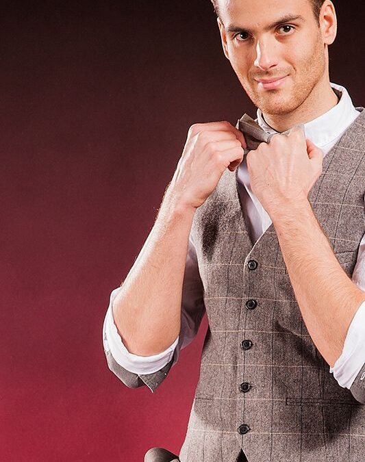 5 powodów, dla których warto zamówić garnitur u krawca